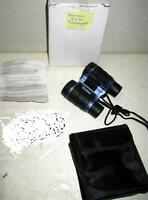 Vivitar Compact Binoculars With Case 4x30 Coated