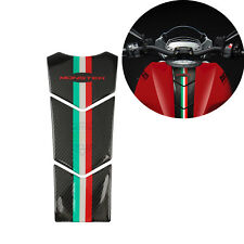 3D Gas Tank Decals Pad Stickers For Ducati Monster 756 620 750 821 900 Universal