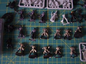 Drukhari Dark Eldar Bits and Spares job lot Warhammer 40k