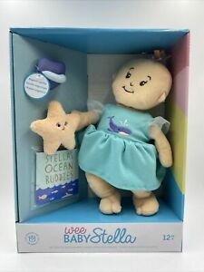 The Manhattan Toy Company Wee Baby Stella Doll - Under the Sea - BRAND NEW