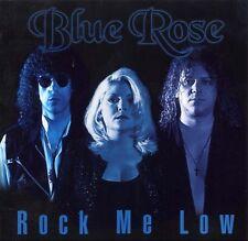 Detroit Blue Rose ROCK ME LOW CD Alt Rock / Blues R&B Out Of Print Scarce Band