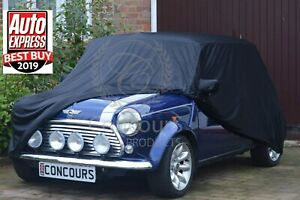 Classic Mini Fleece Lined Indoor Car Cover for all Saloons 1959 to 2000