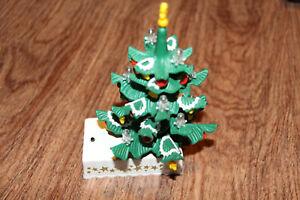 Playmobil lighted Christams tree   Vintage '00
