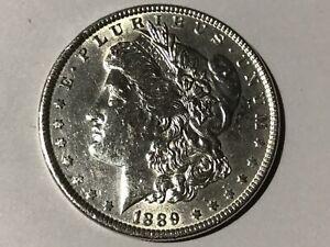 1 Morgan Dollar 1889/1889 O #235#