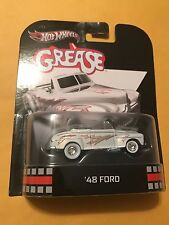 Mattel Hot Wheels 2012 Release Grease Movie '48 Ford Collectible *New, Free S&H*