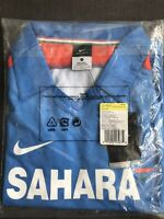 India Cricket Shirt - NIKE Original - Only SMALL size (Neck 35cm, Chest 98cm)