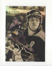 1998-99 Topps Gold Label Goal Race '99 #GR5 Jaromir Jagr Penguins