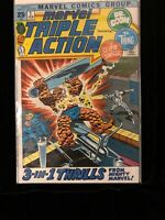 Marvel Triple Action #1 ~Key Issue