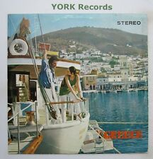 GREECE - National Tourist Organisation Of Greece - Various - Ex Con LP Record