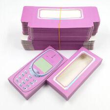 NEW lashes box 50 pcs soft paper eyelashes packaging for 3D false eyelashes