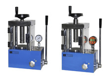 15 Ton with Safety Enclosure Laboratory Hydraulic Pellet Press