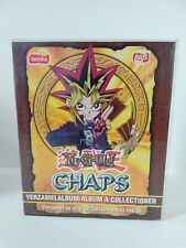 Yu-Gi-Oh! Chaps Complete, Lays Smiths Collectible Pog Style Caps Rare Dutch