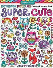 Coloring Kids Book Adult Stress Release Tool Filling Colors Notebook Mandala Set