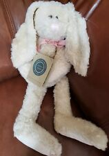 Boyd Bears J B Bean DAPHNE R. HARE Beige Jointed Plush NEW w/Tags 15""