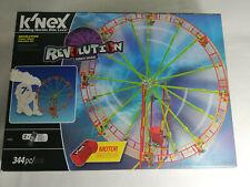 K'NEX Thrill Rides Revolution Ferris Wheel Building Set with Battery-Powered...