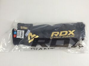 RDX GIANT INSIDE Shin Protector Instep Pads Leg Foot Guard Kickboxing Size: S/M