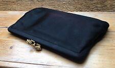 Vintage Bienen & Davis Clutch Handbag/Satin Effect/& Purse Retro 50's/60's/Frame