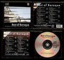 BEST OF BAROQUE - CD HDC - ALBINONI / VIVALDI / BACH