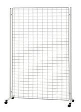ESPOSITORE Pannello griglia H 200 XL 80 CM x negozio vetrina, fiera, immobiliare