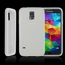 Plain Soft Silicone Rubber Gel Skin Case Cover GALAXY S7/S6/S5/S4/S3 MINI A5 A7
