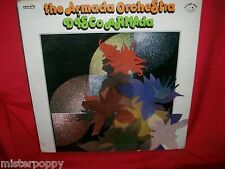 THE ARMADA ORCHESTRA Disco Armada LP 1976 ITALY EX