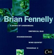 ██ BRIAN FENNELLY (*1937) ║ A sprig of Andromeda