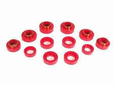 Prothane 67-81 Camaro Firebird Hardtop Body Mount Bushing Kit w/out Hardware Red