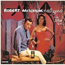 MITCHUM,ROBERT-CALYPSO IS LIKE SO (OGV)  VINYL LP NEW