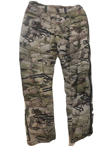 Under Armour Ridge Reaper Alpine Ops Down Pants (Small)