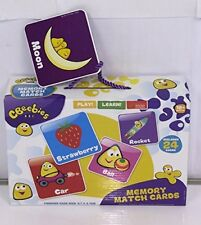 CBeebies Memory Match Card Game