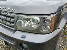 Range rover sport xenon headlight