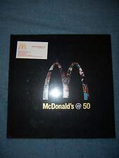 MCDONALD'S @ 50/1st ed/HC/Business