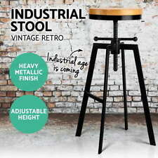Stainless Steel Antique Style Bar Stools