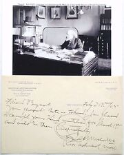 George W. Melville Polar Explorer, Naval Admiral, Engineer Autograph ''Rare''