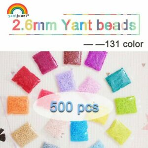 BABY TOY Educational Development Puzzle gift 500pcs/bag 230color beads for kids