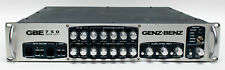 Genz Benz GBE 750 Bass Amplifier Rackmount Head