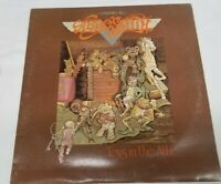 "Vintage 1975 Aerosmith ""Toys in the Attic"" LP - Columbia Records (PC-33479) EX+"