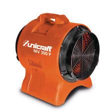 UNICRAFT Axialventilator MV 300 P Axialgebläse Absauggebläse tragbar