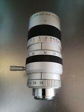 Canon Tv Zoom Lens J6x12 12.5-75mm 1:1.8