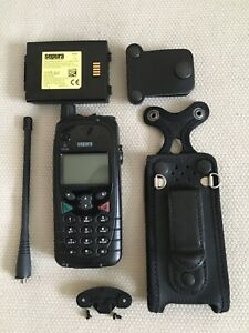 Sepura SRH3500 440-470 MHz Tetra radio With Extras