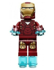 LEGO Marvel Super Heroes  Iron Man Mark 42 Armor Minifigure from set 6867