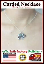 PERFECT Best Friend Gift Necklace with FREE Earrings.