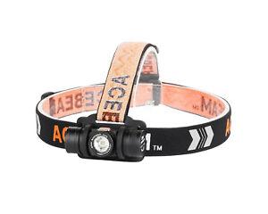 ACEBEAM H40 LED Stirnlampe CREE XP-L 1050 Lumen neu