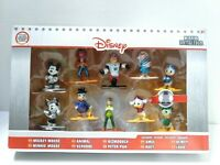"Nano Disney Metalfigs 1.5"" Die-Cast Figures Jada Toys 2017 Exclusive New"