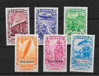 GUINEA  BENEFICENCIA  EDIFIL 12/7** MNH LUJO CAT 88 EUROS