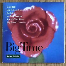 Peter Gabriel / Big Time - CD single UK 1987 VIRGIN GAIL3 12