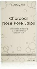 Deep Cleansing Nose Pore Blackhead Remover 14 CHARCOAL STRIPS Tighten Face Acne