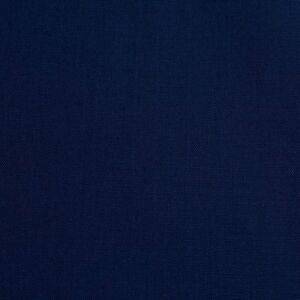 7,60€/m Baumwolle-Polyester Batist Tuttlingen, dunkelblau  , 0,5m * 150 cm