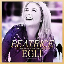 BEATRICE EGLI - BIS HIERHER UND VIEL WEITER (GOLD EDITION)  CD NEW+
