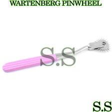 5 Neurological WARTENBERG PINWHEEL/Pin Wheel Pink Color